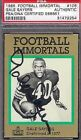 GALE SAYERS SIGNED 1985 IMMORTALS PSA DNA AUTOGRAPH AUTHENTIC