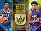 2017-18 PANINI COURT KINGS BASKETBALL FACTORY SEALED HOBBY BOX