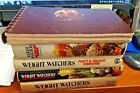 5 LOT VINTAGE Weight Watchers Cookbooks +Dieters Gourmet Cookbool vol II
