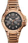 GUESS W0218G3,Men Multi-function,NEW WITH TAG AND GUESS BOX,SCREW CROWN,100m WR