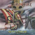 IRON FIRE-BLADE OF TRIUMPH-CD-heavy-power-metal-iron savior-cryonic temple-gamma