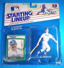 SEALED! 1989 LA DODGERS KIRK GIBSON STARTING LINEUP CARD AND FIGURINE
