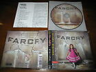 FarCry / Optimism JAPAN+2 Bon Jovi Warrant Firehouse *K