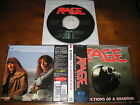 Rage / Reflections of a Shadow JAPAN VICP-8034 1ST PRESS!!!!! D2