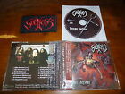 Soulless / Forever Defiant JAPAN+2 Defleshed w/Patch LIMITED COPY WITH OBI B4