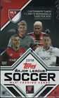 IN STOCK 2018 Topps MLS Soccer Factory Sealed Hobby Box 3 Hits 2 AUTOS
