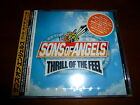 Sons of Angels / Thrill of The Feel JAPAN Johnny Gioeli Hardline NEW!!!!!!! B1
