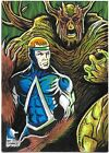 Exlcusive 2012 Cryptozoic DC Comics The New 52 Sketch Card Preview 17
