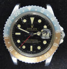 VINTAGE ROLEX GMT MASTER AUTOMATIC MEN WATCH REF: 1675 & PAPERS