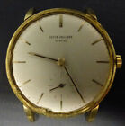 PATEK PHILIPPE 18K GOLD WIND-UP MEN WATCH & BOX