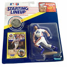 MLB Starting Lineup SLU Howard Johnson Action Figure New York Mets 1991 Kenner