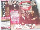 The WANTED WORD OF MOUTH Japan ONLY Limited Edition CD DVD #801