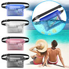 Waterproof Waist Pouch Bag Dry Underwater Case Cover for iPhone X Samsung S9