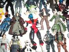 Mixed lot of 80 Action Figures Superheroes  More 0521