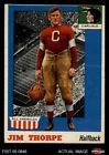 Jim Thorpe Cards and Autograph Guide 49