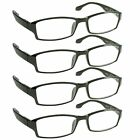 Reading Glasses 1.00 _ Best 4 Pack for Men and Women _ Have a Stylish Look and _