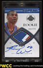 2008 Exquisite Collection Russell Westbrook ROOKIE RC AUTO PATCH 225 #93 (PWCC)
