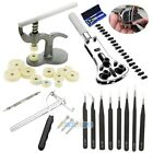 Watch Opener Repair Tool Kit Back Case Band Remover/Case Press Professional Set