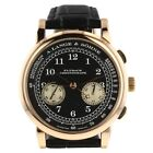 Lange and Sohne 1815 Flyback Chronograph 18K Rose Gold Manual 39mm Watch 401.031
