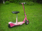 Used Razor E300S Sweet Pea pink scooter Just needs Batterys and charger