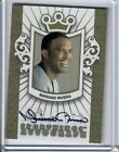 Mariano Rivera 2013 Sportkings Gold Autograph Auto 10 New York Yankees