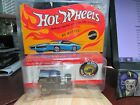 1969 Hot Wheels Redline Paddy Wagon In Blister Pack Unpunched Nice Shape