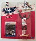 1988 ROOKIE STARTING LINEUP - SLU - NBA - BUCK WILLIAMS - NEW JERSEY NETS