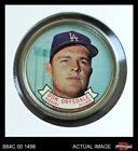 1964 Topps Coins #34 Don Drysdale Dodgers VG