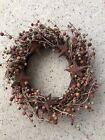PRiMiTiVe oLDe THyMe CouNTRy RuSTy STaRS WReaTH