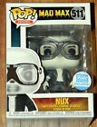 New Funko Pop Movie NUX w Goggles Mad Max Fury Road FUNKO SHOP EXCLUSIVE