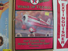 WINGS OF TEXACO DIE CAST AIRPLANE BANK 5th IN SERIES 1997 1930 MODEL R MYSTERY