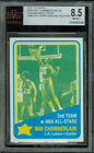 1972-73 TOPPS # 168 WILT CHAMBERLAIN PROOF BGS 8.5 SOLO FINEST GRADED UNIQUE