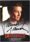 Cryptozoic Smallville 7 - 10 Auto Autograph Card James Marsters A13 A-13 Buffy