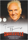 Cryptozoic Smallville 7 - 10 Auto Autograph Card Terence Stamp Jor-El A14 A-14