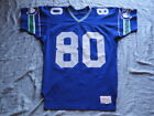 Steve Largent Seattle Seahawks Vintage 1989 AUTHENTIC Wilson Game Jersey
