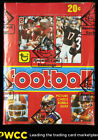 1979 Topps FBall Wax Box, 36ct Wax Packs, Newsome Campbell RC?, BBCE AUTH (PWCC)
