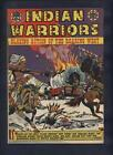Idian Warriors Stunning LB cole cover golden age western comimic fine+