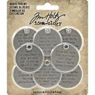 Tim Holtz QUOTE TOKENS Idea ology