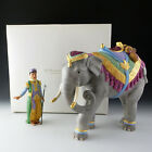 Lenox China Large Renaissance Nativity ELEPHANT  DRIVER Ltd Ed 1995 Complete