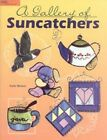 Stained Glass Pattern Book GALLERY OF SUNCATCHERS Free Shipping