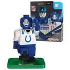 Blue Mascot Indianapolis Colts NFL minifigure Oyo Sports NIB Generation 3