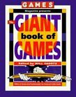 The Giant Book of Games (Games Magazine) by Shortz, Will, Good Book