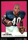 Gale Sayers Cards, Rookie Card and Autographed Memorabilia Guide 16