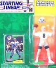 Troy Aikman Dallas Cowboys Starting Lineup Action Figure NIB Kenner 1994 Boys
