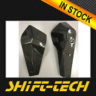 ST067Z DUCATI  STREETFIGHTER 848 1098 RADIATOR SIDE COVER SET 100% REAL CARBON