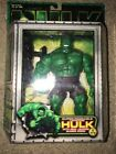 HULK Action Figure MOVIE 2003 Super Poseable LEAPING Marvel TOY BIZ Sealed