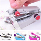Mini Sewing Machine Portable Mini Stitch Hand Held Handheld Electric Travel Home