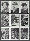 1985 The Three Stooges Trading Cards Complete Set of 60