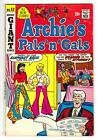 ARCHIES PALS N GALS 52 6 69 VG 68 pages Love Beads story