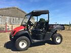 MASSEY FERGUSON DIESEL MF 20MD 4x4 ATV TRACTOR LOW HOURS 330